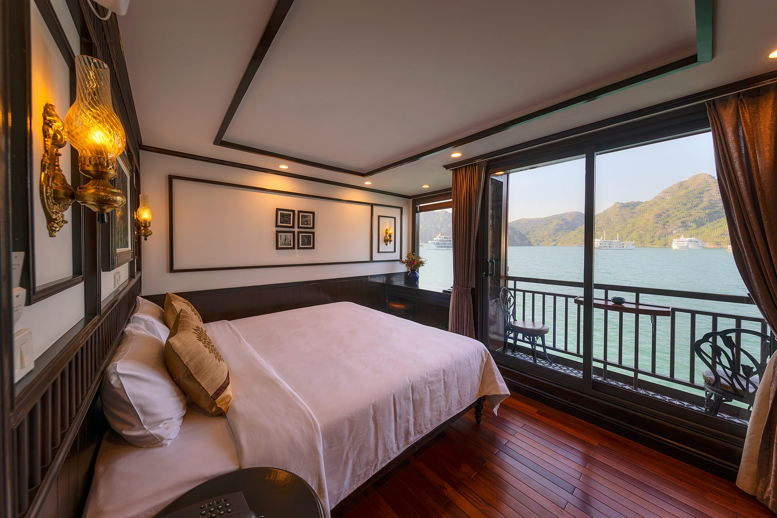 3 Days Explore Ha Long Bay on Sena Cruises